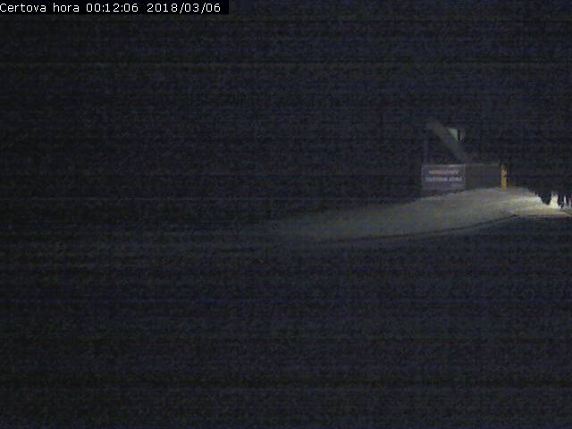 Webcam Skigebiet Harrachov Teufelsberg - Riesengebirge