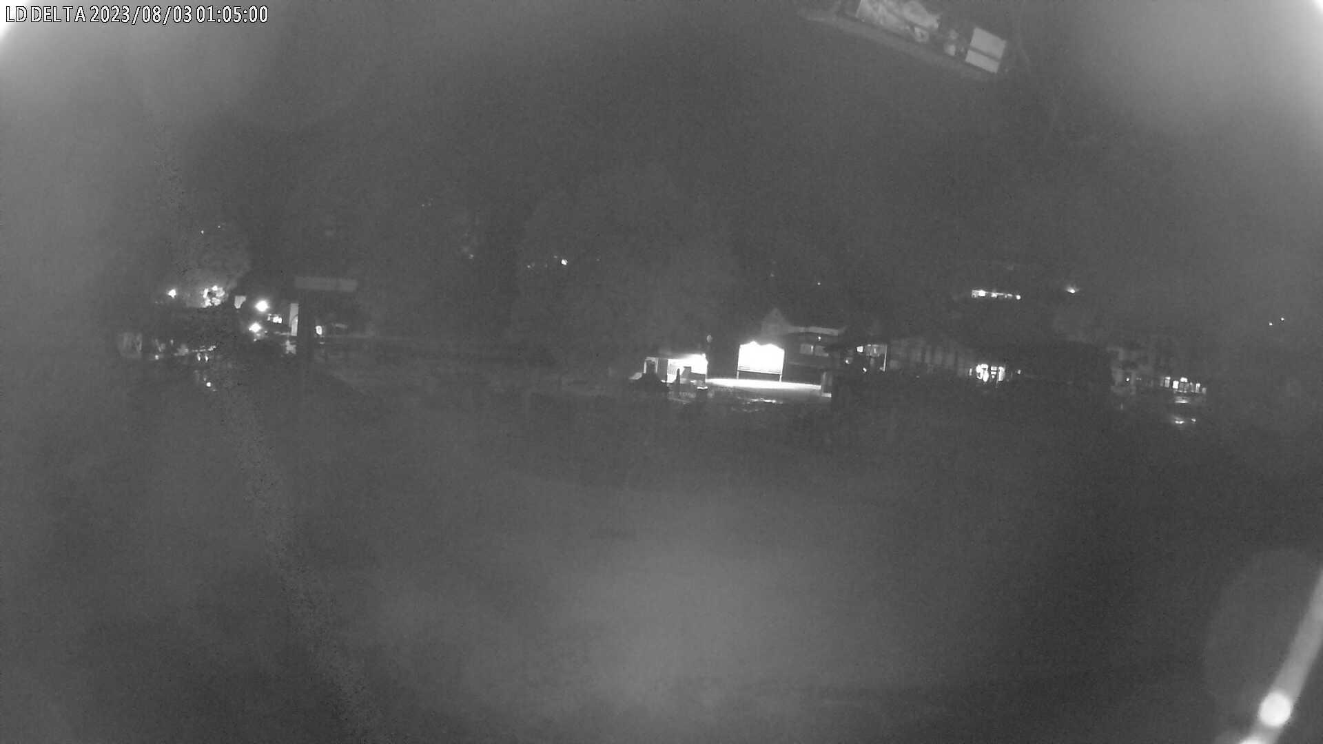 Webkamera lanovka Delta - Harrachov v Krkonoších