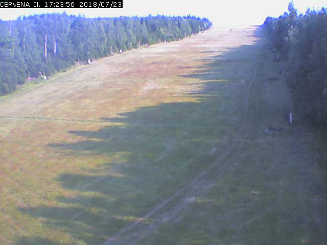 Webcam Skigebiet Harrachov cam 15 - Riesengebirge