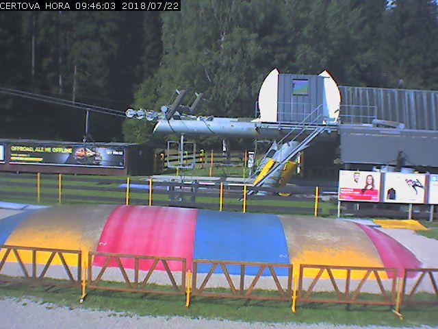 Webcam Skigebied Harrachov cam 14 - Reuzengebergte